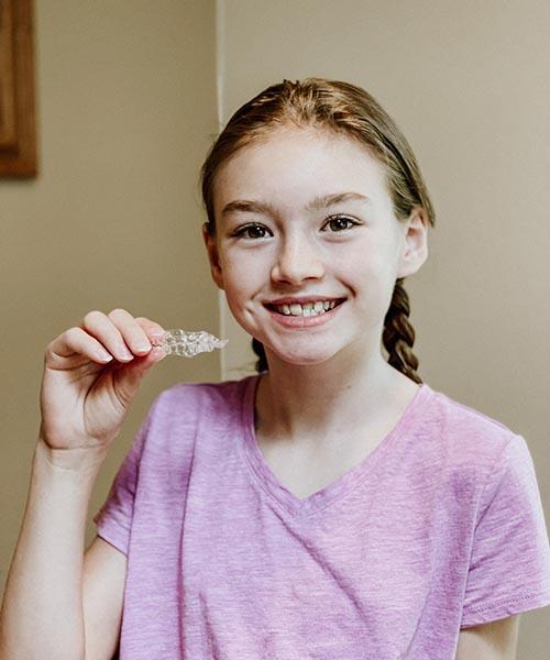 Invisalign Teen - Olsen Orthodontics - Lander WY