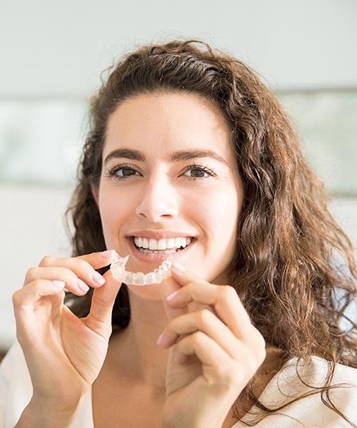Invisalign for Adults - Olsen Orthodontics - Lander & Riverton WY